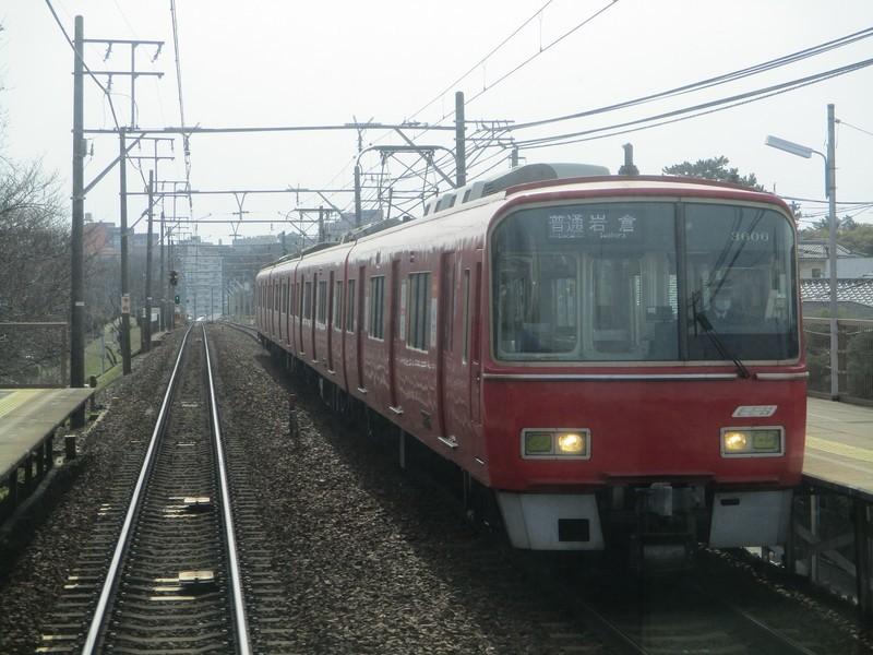 2020.3.22 (2) 岡崎公園前(岩倉いきふつう) 1600-1200