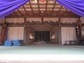 2020.3.28 (3) 古井神社 - 社殿内部 2000-1500