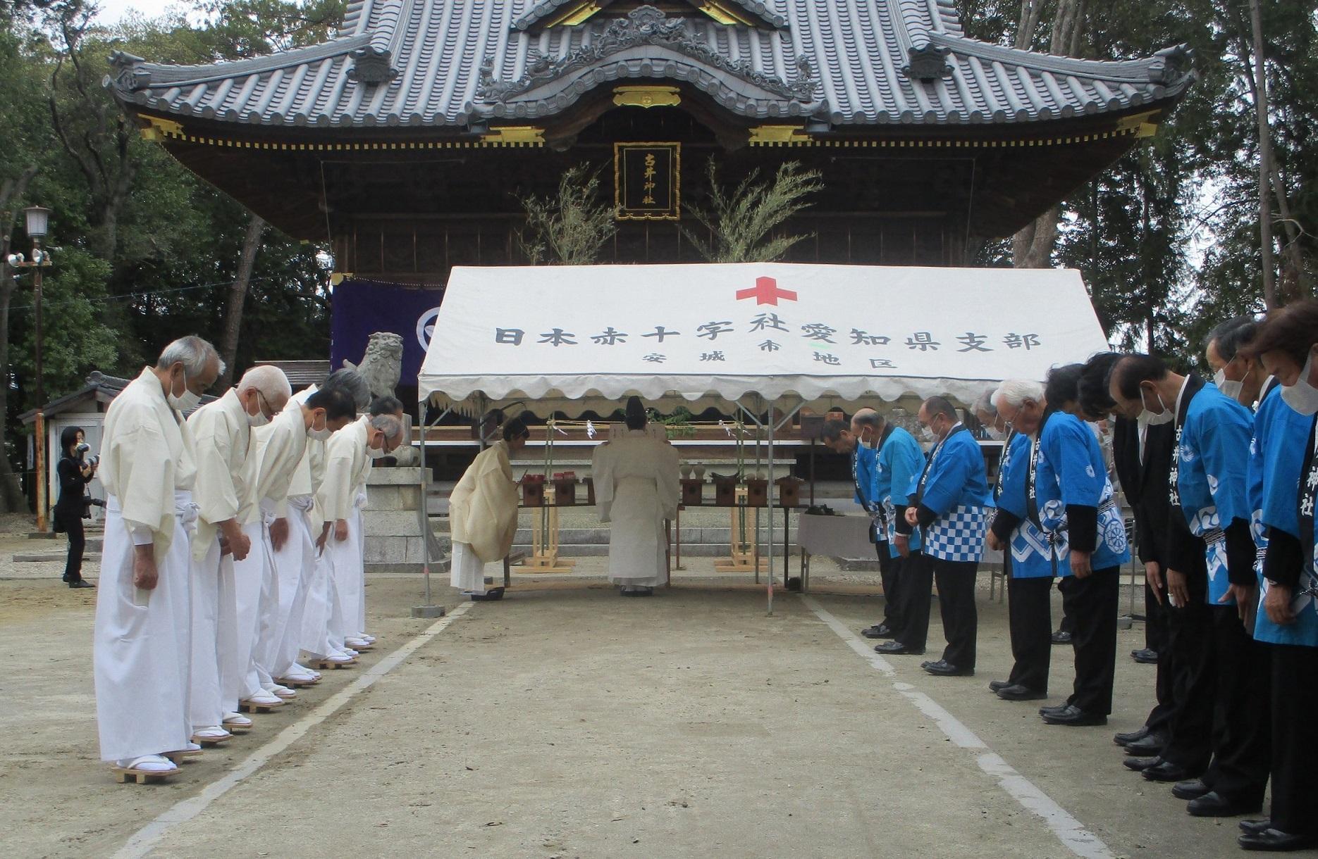 2020.3.28 (8) 古井神社きよはらい - かしこみかしこみ 1870-1220