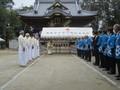2020.3.28 (16) 古井神社きよはらい - 宮司あいさつ 2000-1500