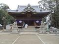 2020.3.28 (20) 古井神社 - 本殿 2000-1500