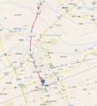 2020.1.21 しずてつジャストライン中部国道線 - 藤枝駅前から勝草橋 1010-11