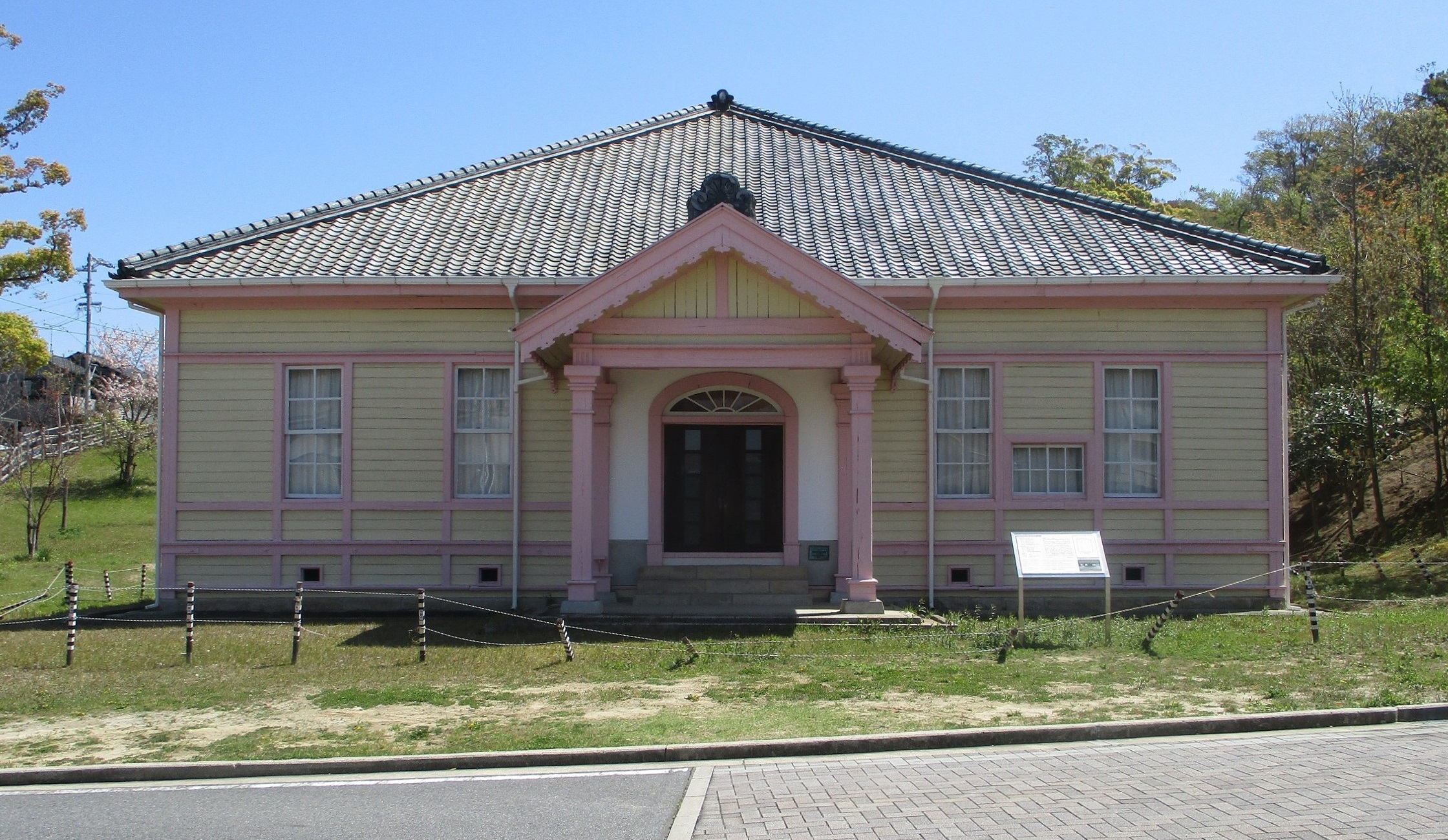 2020.4.14 (1-1) 旧愛知県第二尋常中学校講堂 2240-1300
