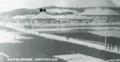 い)旧愛知県第二尋常中学校講堂 - 明治末期の学校全景 560-290