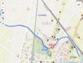 かわのなまえをしらべる地図 - 堀内川 660-500