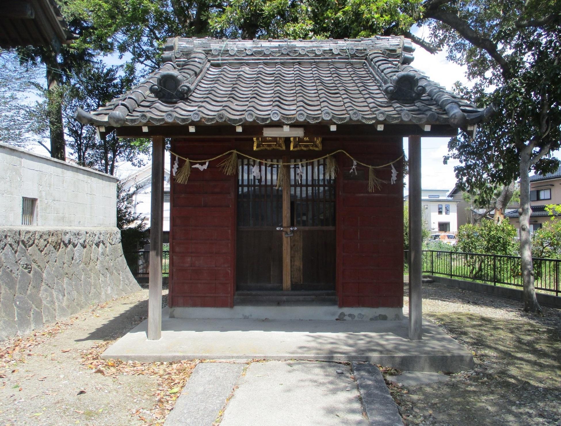 2020.4.22 (2) 社宮司社 - 天王社と摩利支天社 1950-1480