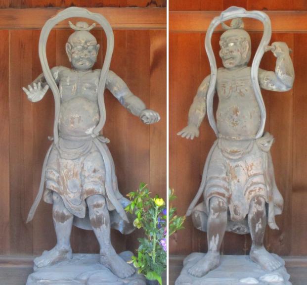 2020.4.28 法性寺 - あうん仁王像 621-576