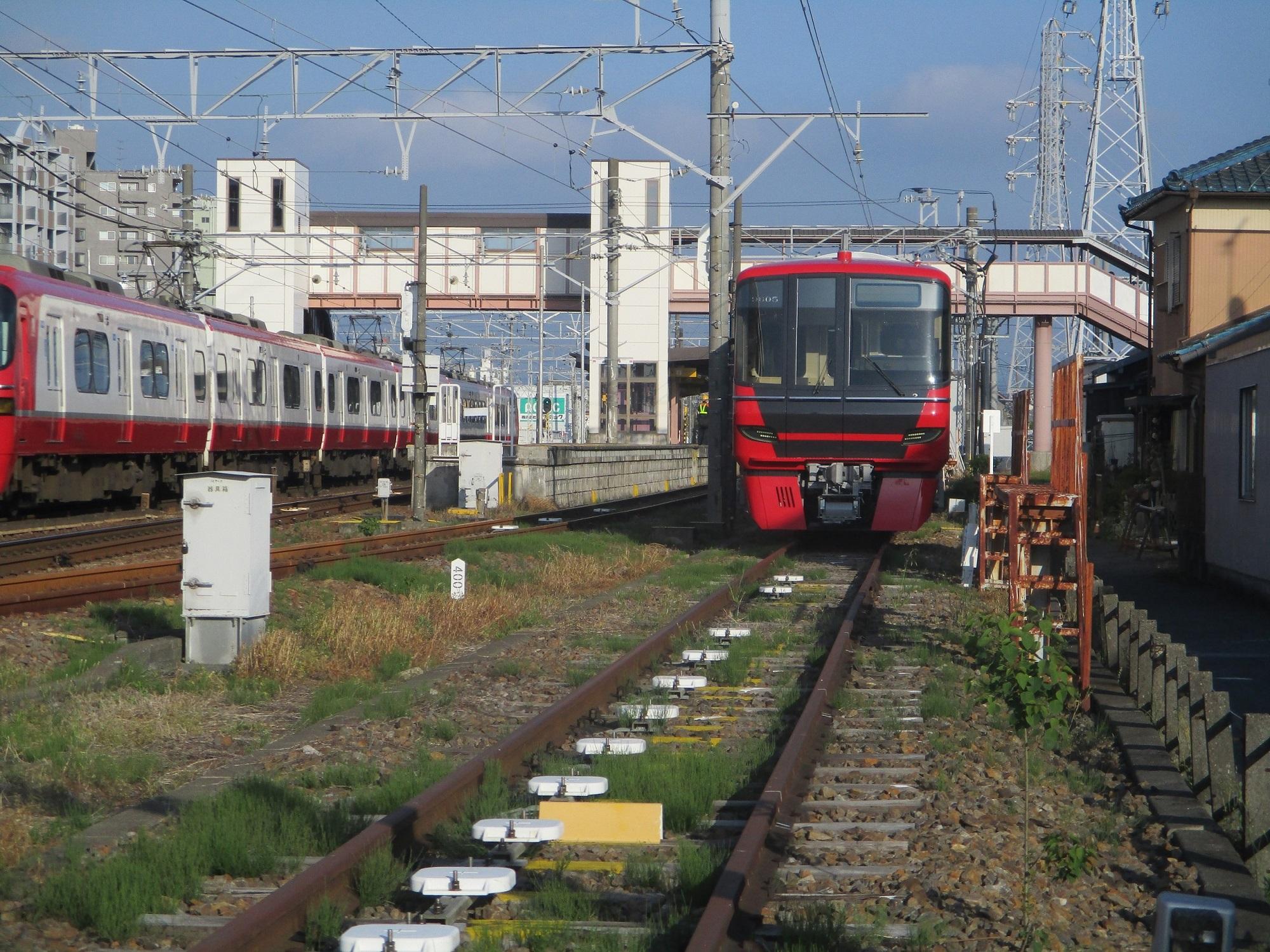 2020.5.4 (3) 矢作橋 - 9505編成 2000-1500
