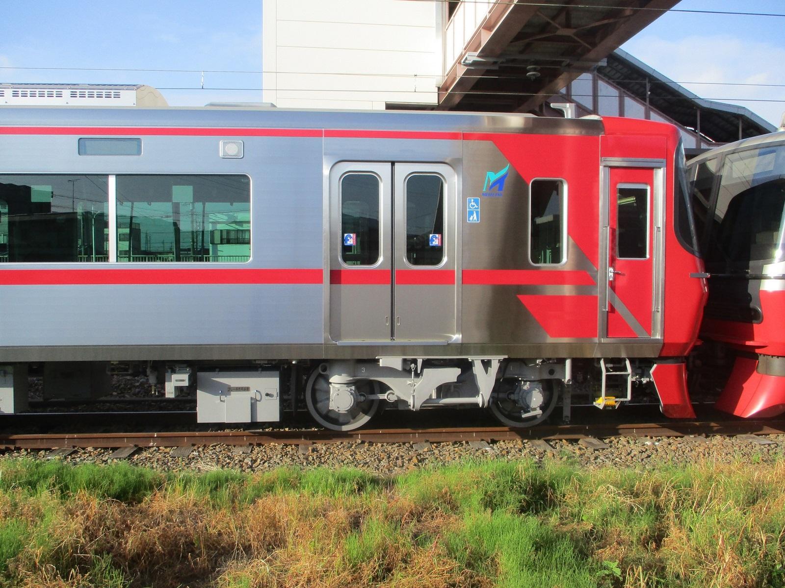 2020.5.4 (4) 矢作橋 - 9505編成 1600-1200