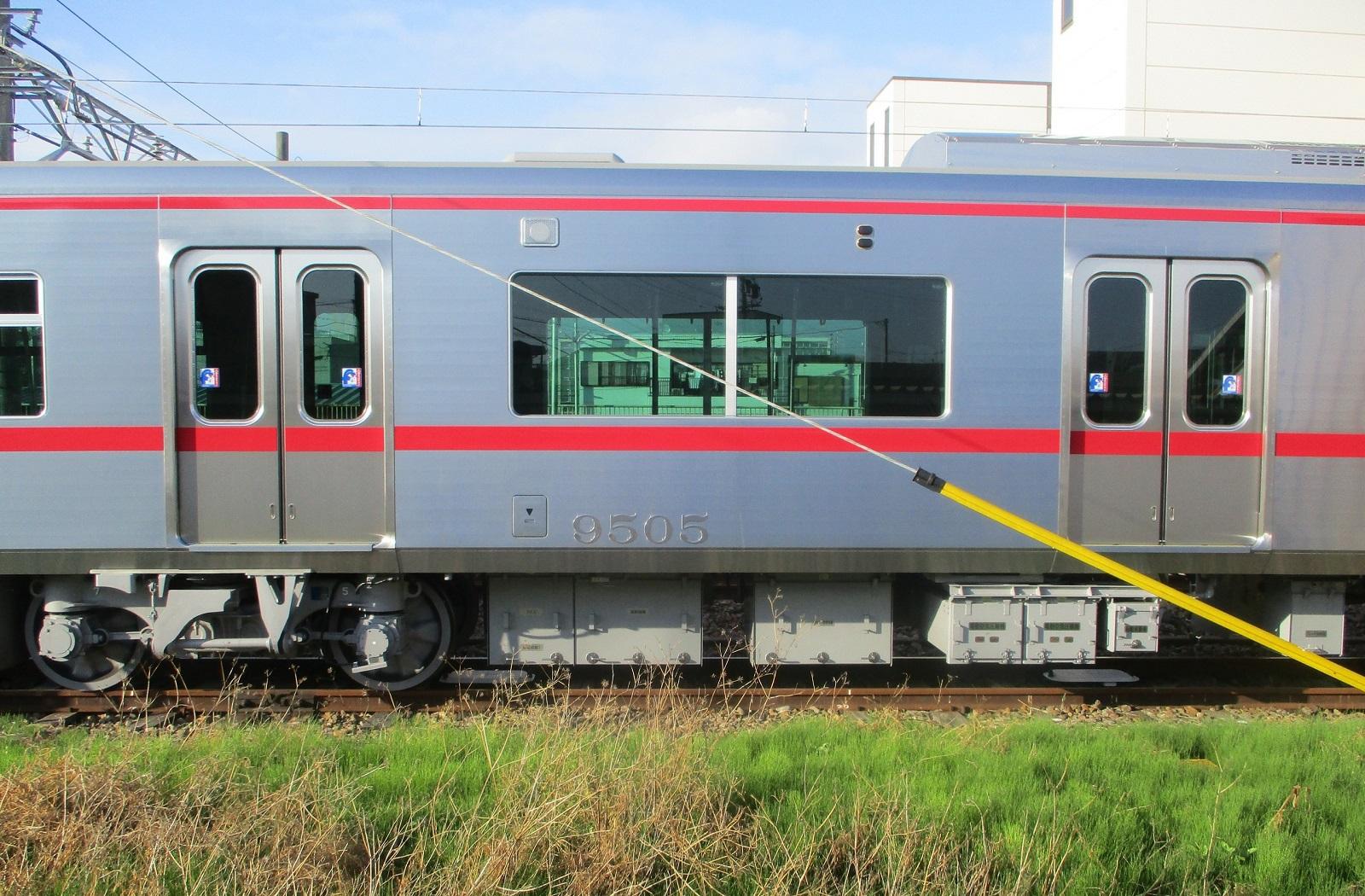 2020.5.4 (5) 矢作橋 - 9505編成 1600-1050
