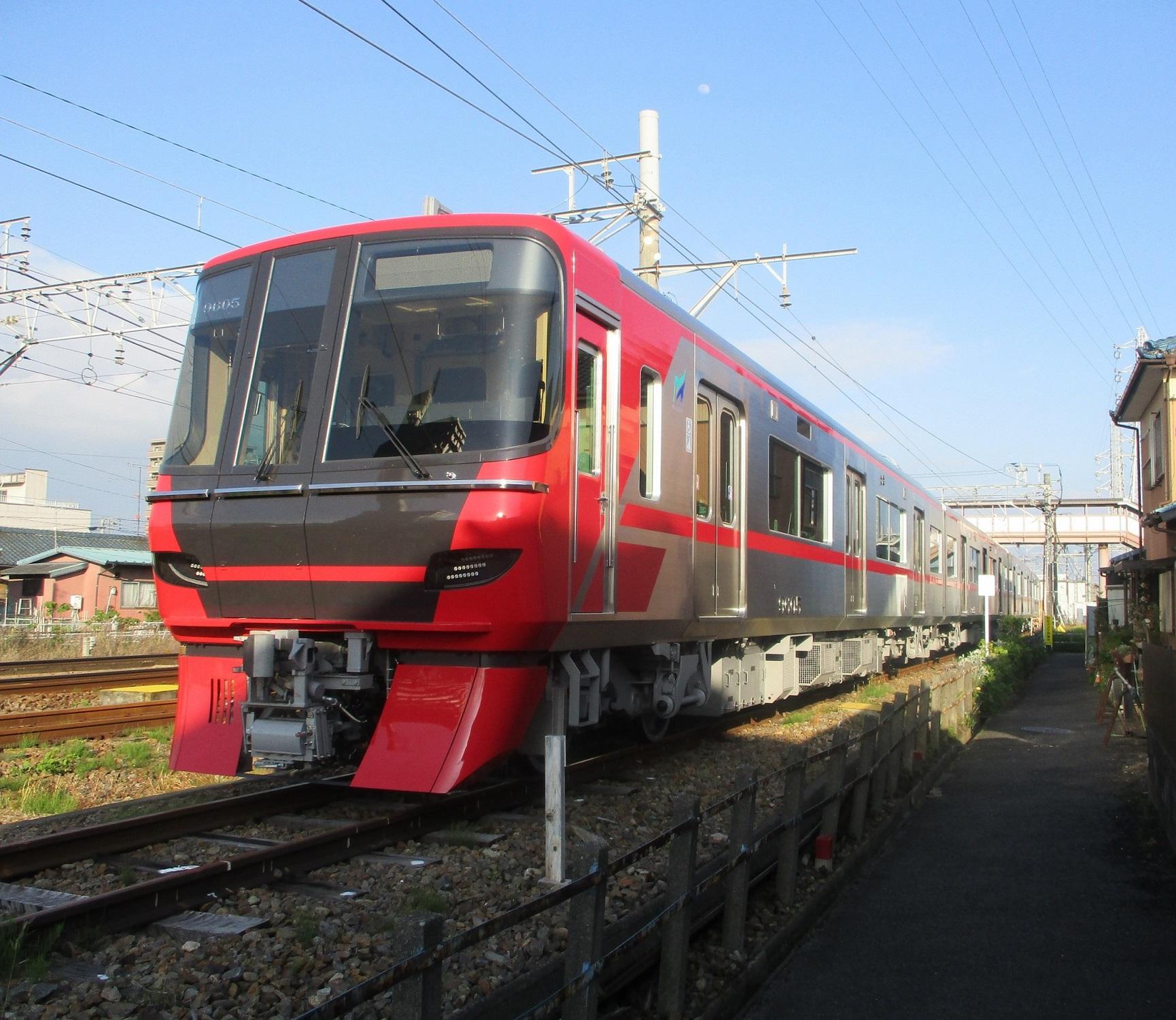 2020.5.4 (6) 矢作橋 - 9505編成 1730-1500