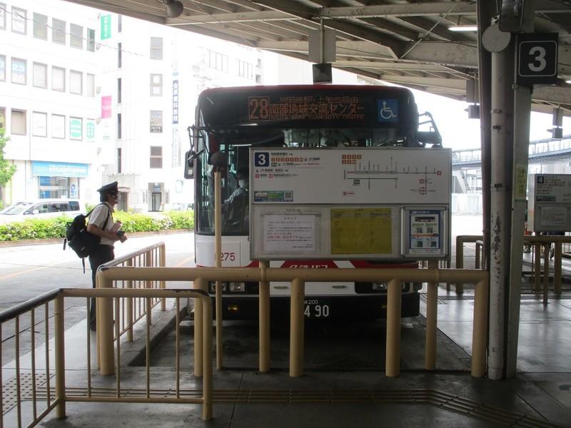 2020.5.12 (11) 東岡崎 - 南部地域交流センターいきバス 1600-1200
