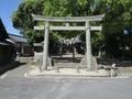 2020.5.17 (1) 柿碕和志取神社 - とりい 1600-1200