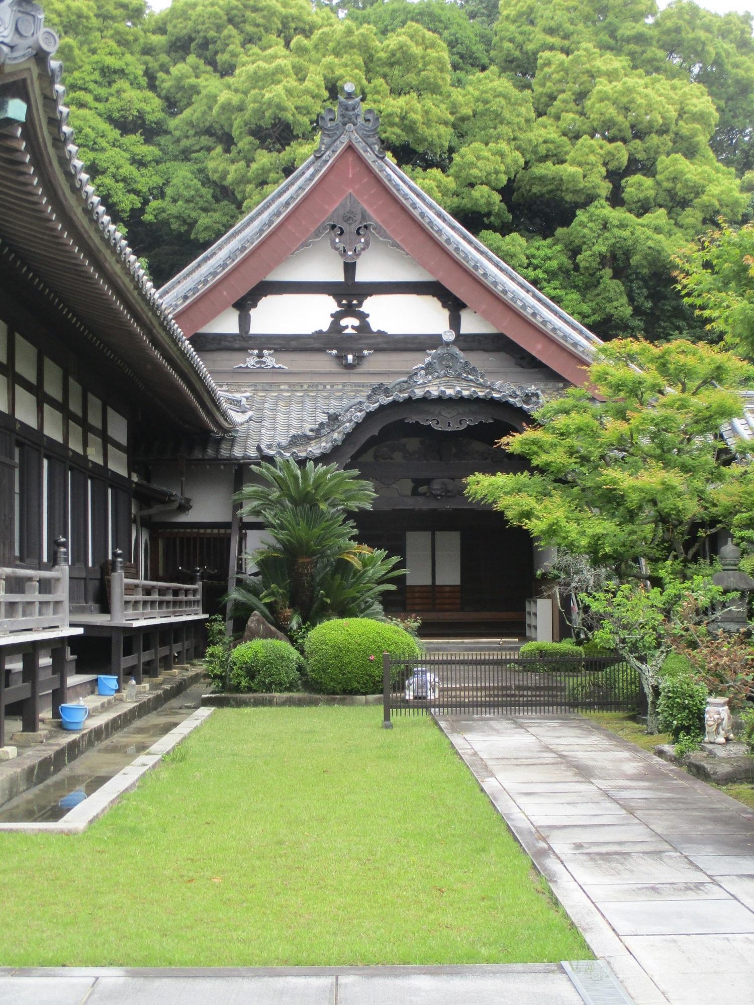 2020.5.19 (10) 随念寺 - 書院 1500-2000