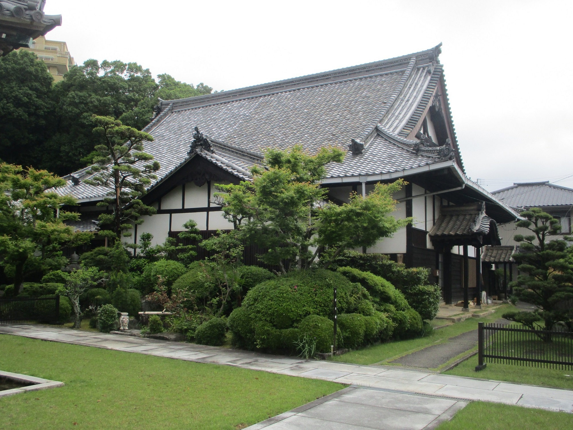 2020.5.19 (11) 随念寺 - おくり 2000-1500