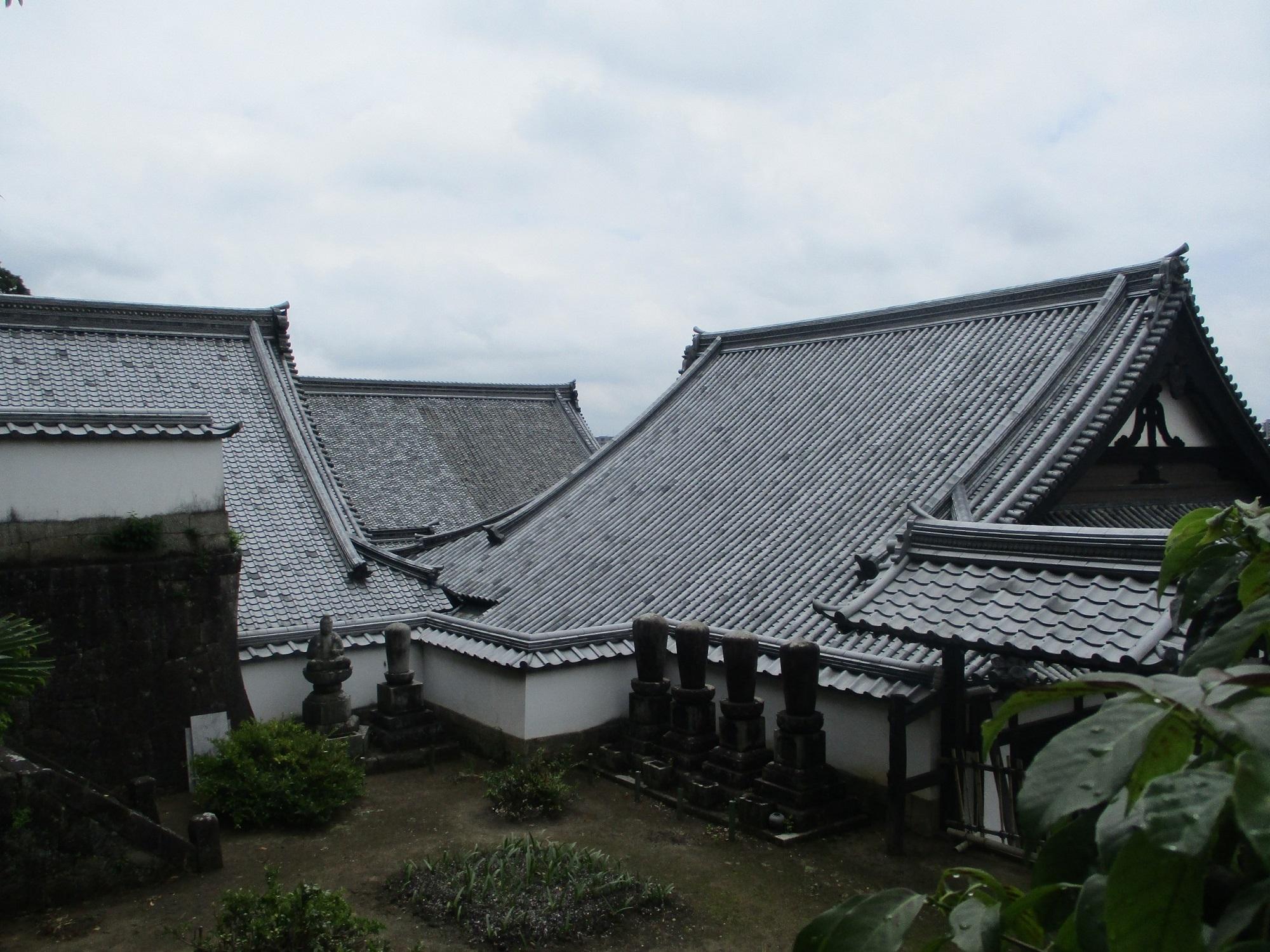 2020.5.19 (15) 随念寺 - 清康と久子のはかと伽藍群 2000-1500