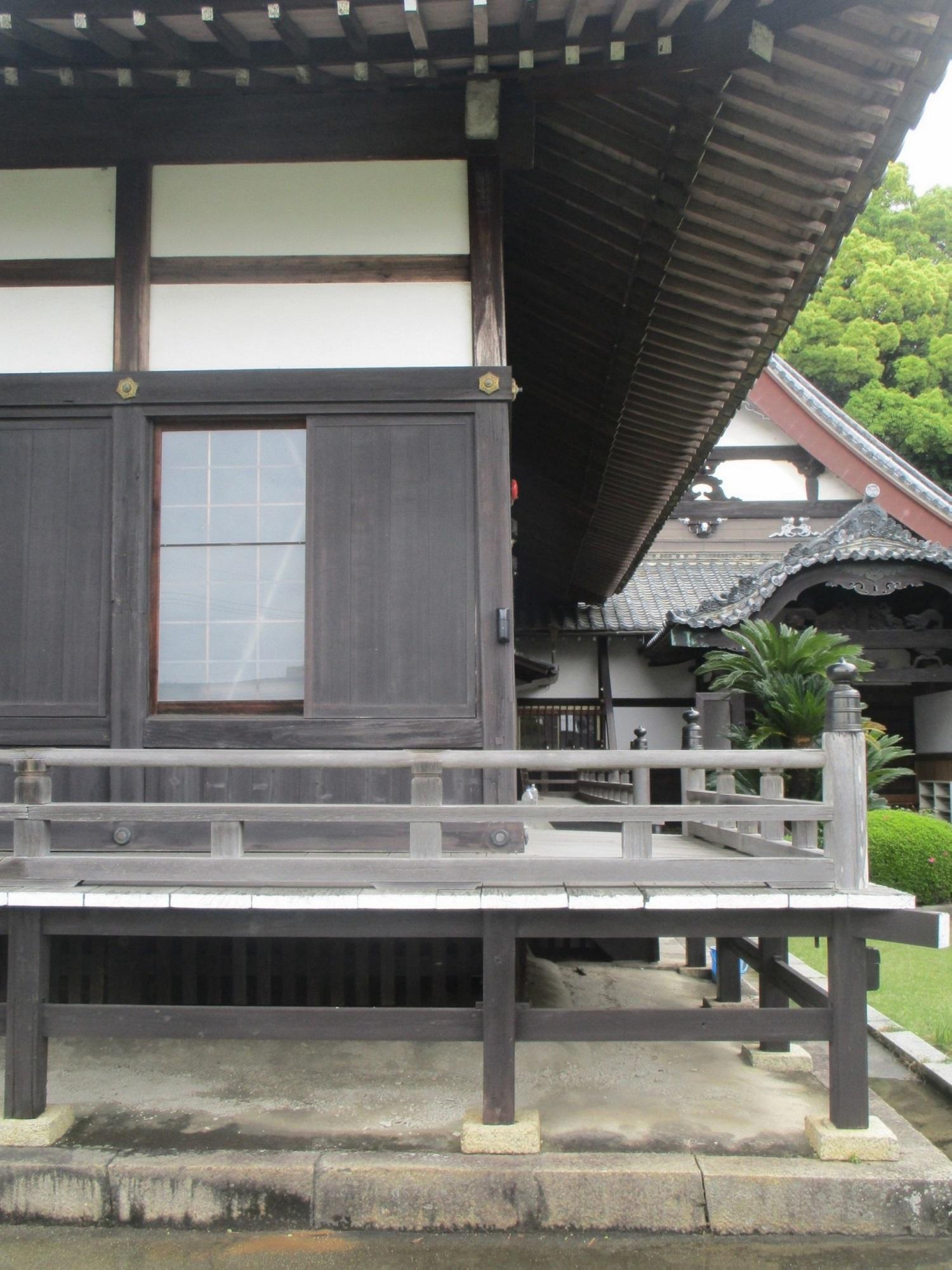2020.5.19 (17) 随念寺 - 本堂 1500-2000