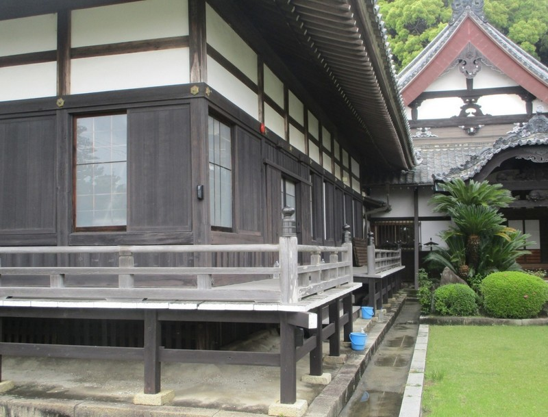 2020.5.19 (18) 随念寺 - 本堂 1970-1500