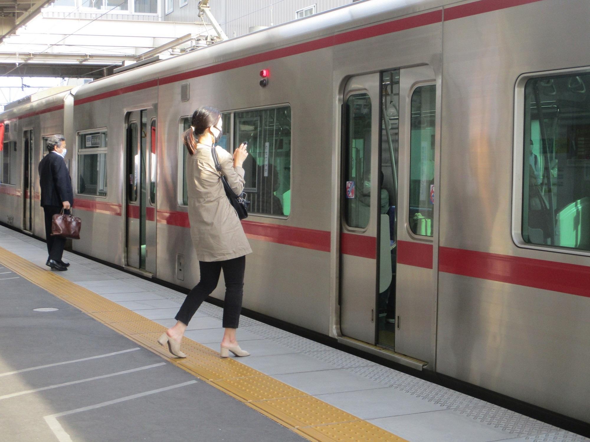 2020.5.21 (30) 知立 - 豊橋いき急行 2000-1500