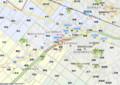 かわたばしの地図 820-580