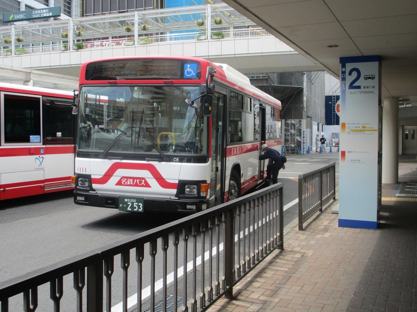 2020.5.27 (11) 豊田市 - 古瀬間町いきバス 1600-1200