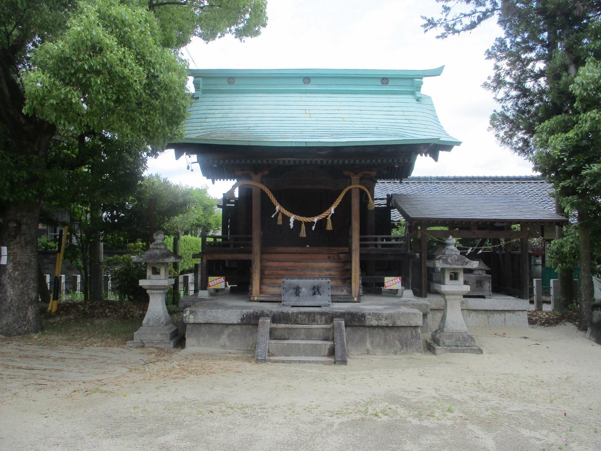 2020.5.27 (19) 鷲取神社 - たぶん津島神社 2000-1500