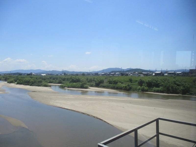 2020.5.29 (3) 西尾いきふつう - 矢作川鉄橋 1600-1200