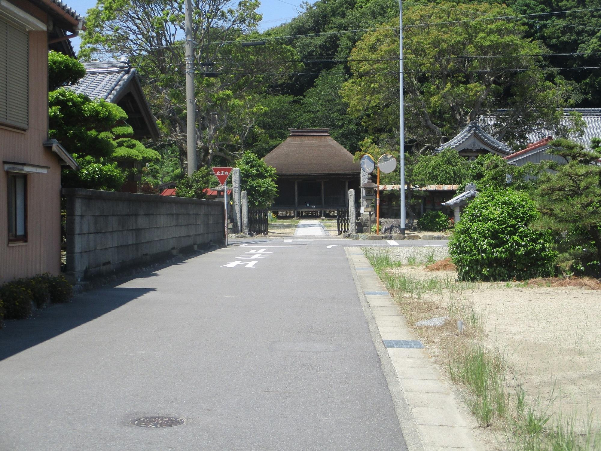 2020.5.29 (14) 金蓮寺弥陀堂 2000-1500