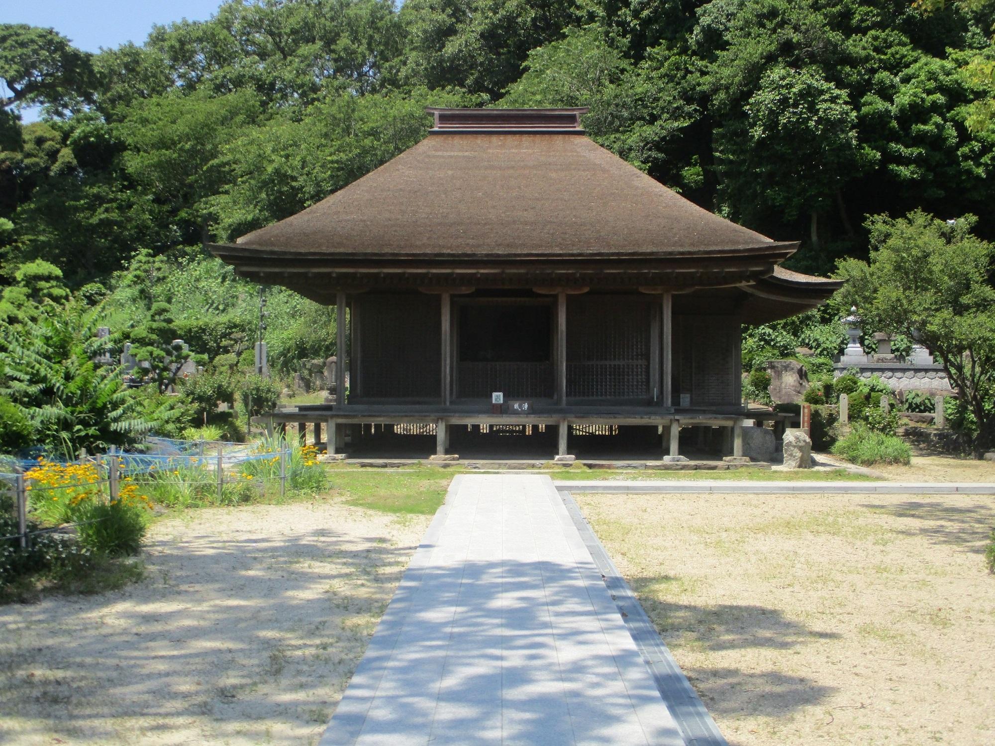 2020.5.29 (15) 金蓮寺弥陀堂 2000-1500