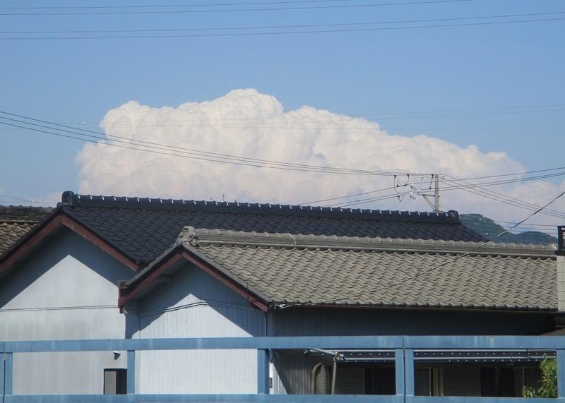2020.5.29 (27) 上横須賀 - 東東北方向に積乱雲 1190-850