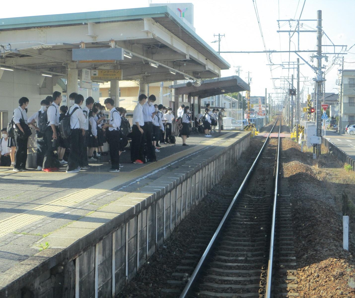 2020.5.29 (34) しんあんじょういきふつう - 桜町前 1430-1200