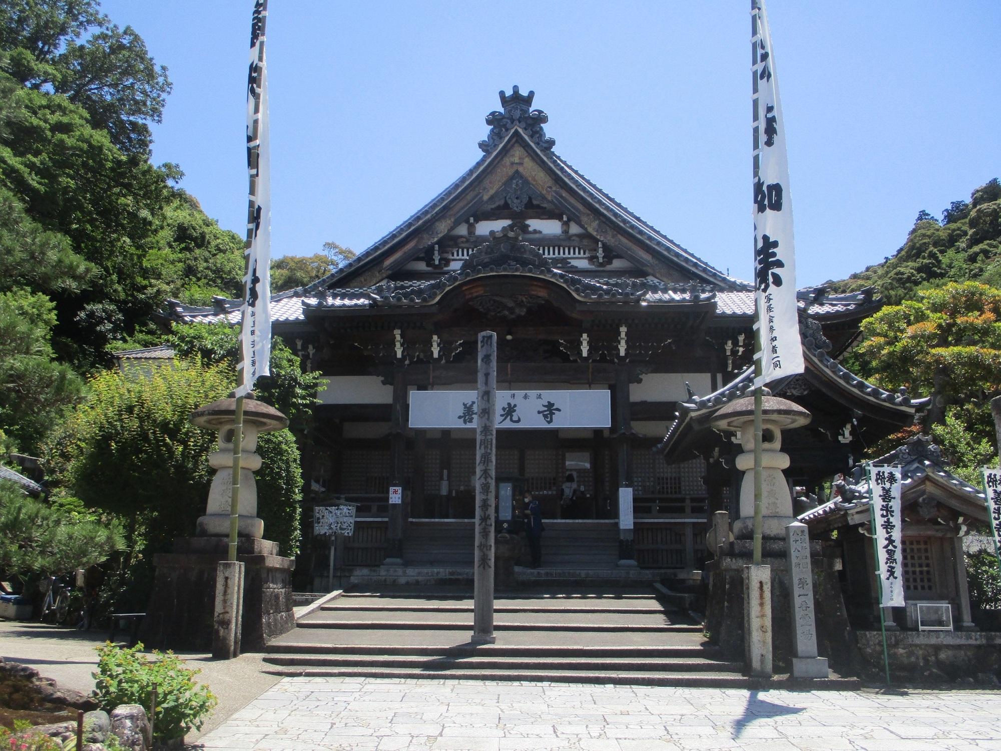 2020.6.7 (10) 岐阜善光寺 2000-1500