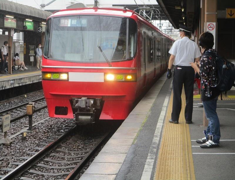 2020.6.10 (22) 東岡崎 - 岐阜いき特急 1570-1200