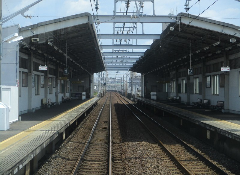 2020.6.15 (24) 新可児いき準急 - 中小田井 1600-1170