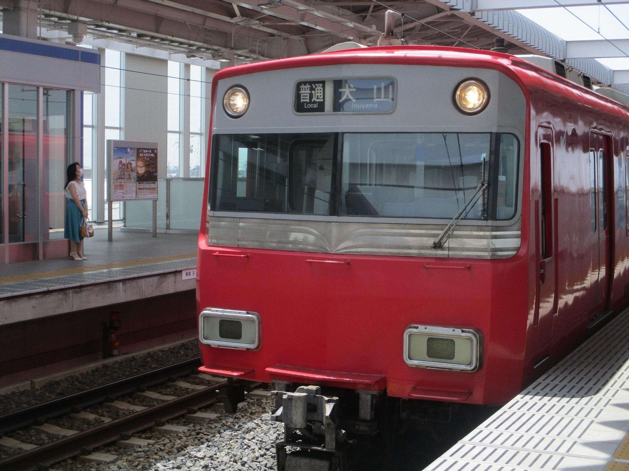 2020.6.15 (49) 布袋 - 犬山いきふつう 2000-1500