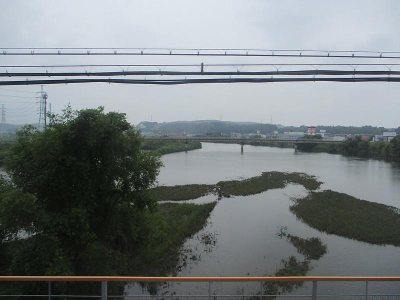 2020.6.18 (34) 津新町いきふつう - 町屋川鉄橋 1400-1050