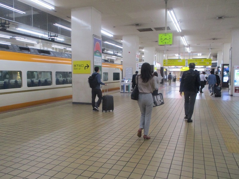 2020.6.18 (101) 名古屋 - 名古屋いき特急 1600-1200