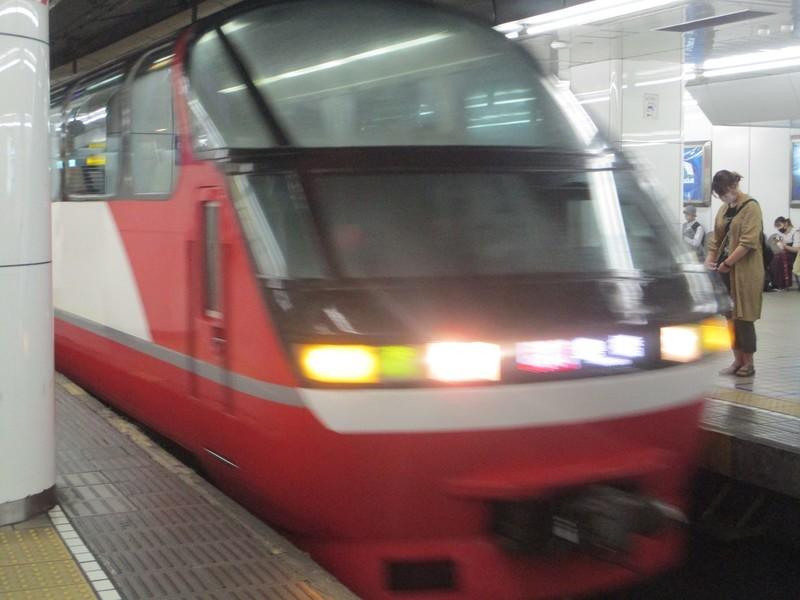 2020.6.18 (102) 名古屋 - 豊橋いき快速特急 1600-1200