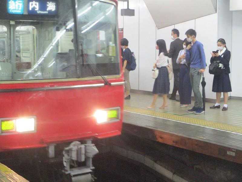 2020.6.18 (104) 名古屋 - 内海いき急行 1600-1200
