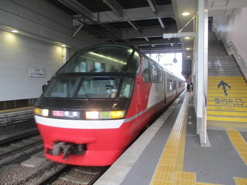 2020.6.19 (3) 東岡崎 - 豊橋いき快速特急 1600-1200