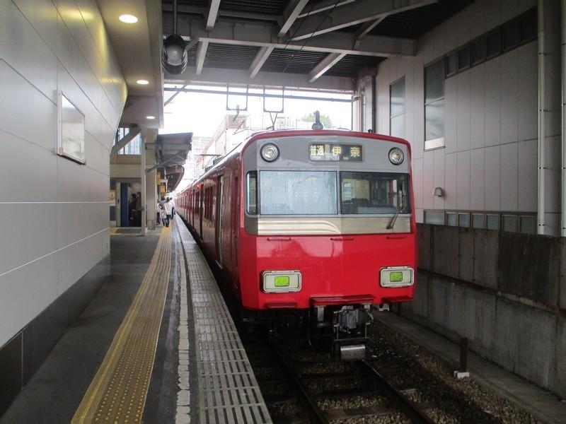2020.6.19 (4) 東岡崎 - 伊奈いきふつう 1600-1200