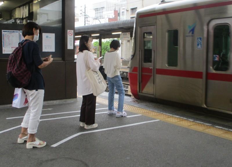 2020.6.19 (17) 東岡崎 - 新鵜沼いき快速特急 1980-1420