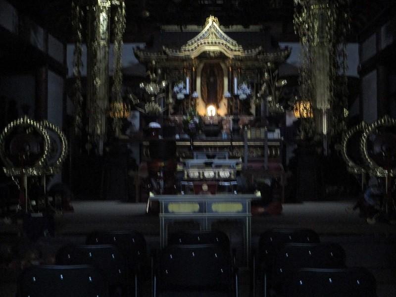 2020.6.22 (22) 浄珠院 - 本堂 800-600