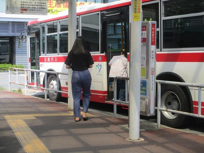 2020.6.23 (11) 知立 - 愛教大前いきバス 1600-1200