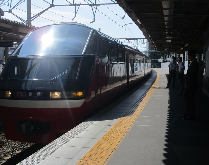 2020.6.23 (12) 知立 - 豊橋いき快速特急 1140-900