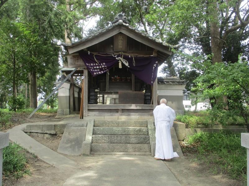 2020.6.27 (10) 古井神社 - 桜本天神 2000-1500