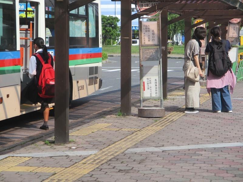 2020.7.1 (148) 近江八幡 - みなみぐちバスのりば 2000-1500
