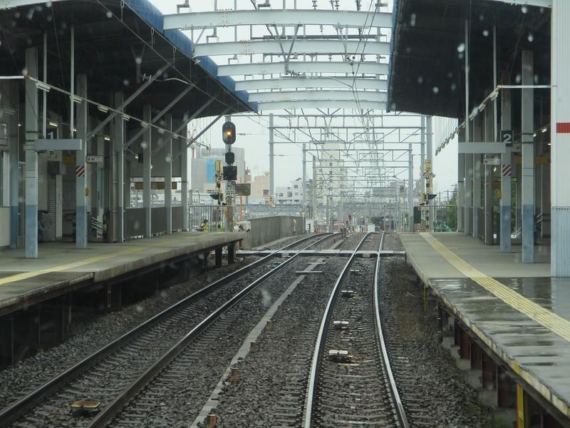2020.7.3 (27) 豊橋いき急行 - 新川橋 1600-1200
