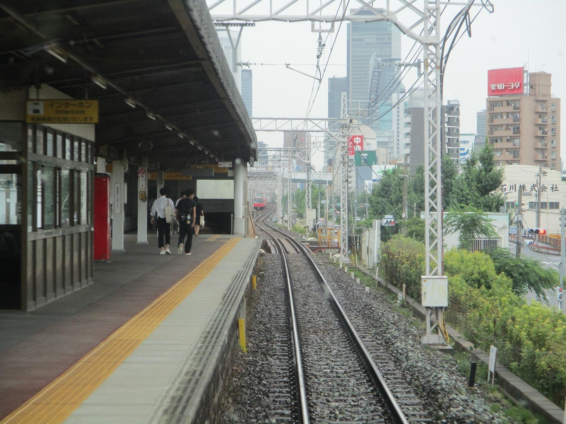 2020.7.3 (36) 豊橋いき急行 - 山王 1800-1350