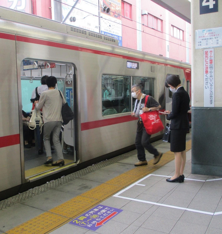 2020.7.3 (40) 金山 - 吉良吉田いき急行 1420-1500
